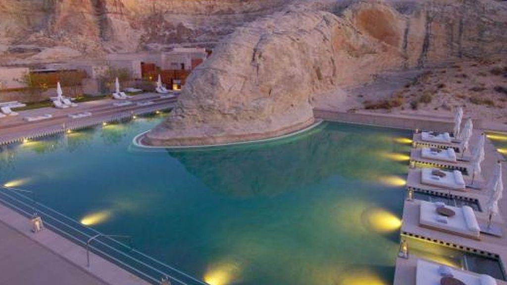 Las piscinas más curiosas del mundo