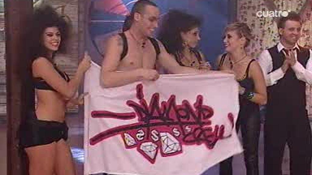 Así reaccionaron Dance to be y Diamond Crew ante su salida a Madrid