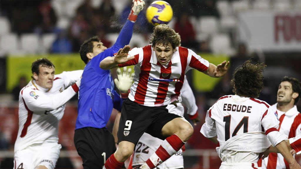 Athletic de Bilbao 1 - Sevilla 2