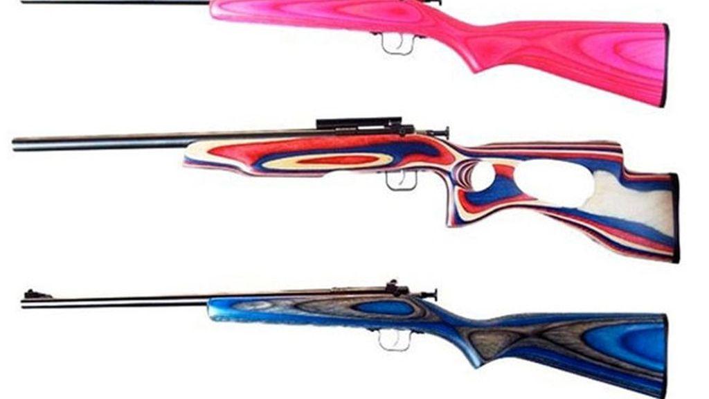 Rifles para niños