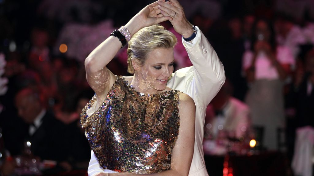 El Baile de la Rosa de Charlene y Alberto de Mónaco