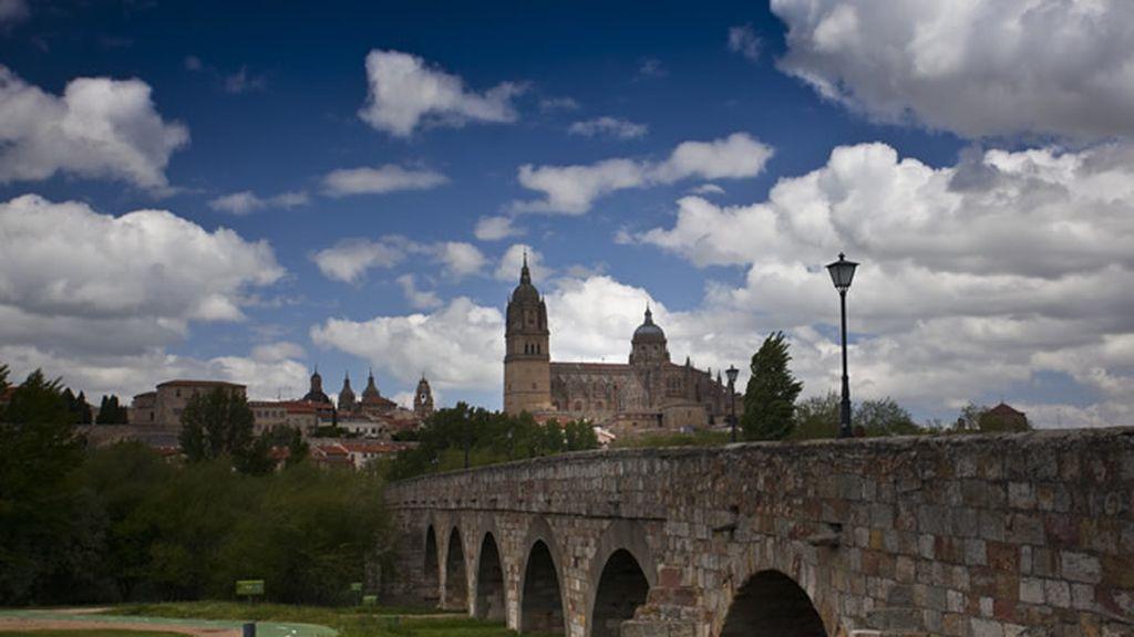 Salamanca, la capital, es una de las ciudades emblemáticas y destacadas por el actor