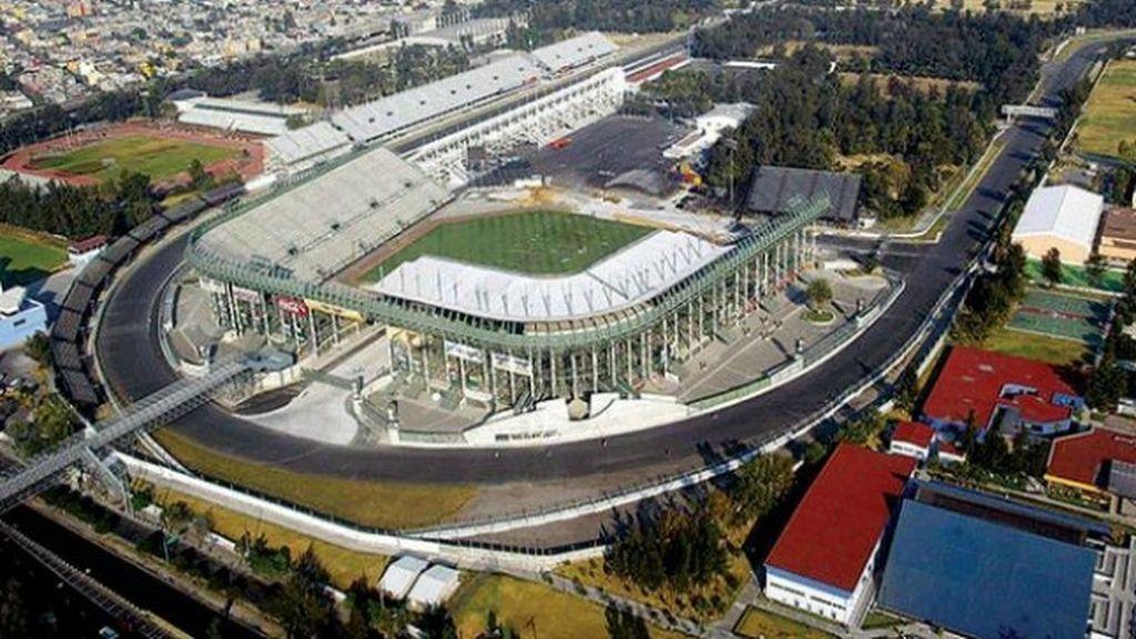México,circuito de Fórmula 1,Fórmula 1,Hermanos Rodríguez