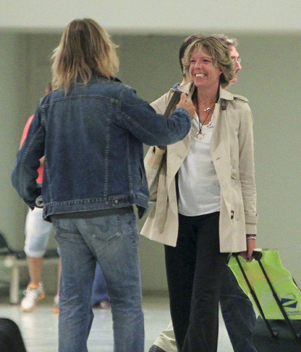 Giorgio Aresu recibe a Simoneta en Ibiza para celebrar su cumpleaños