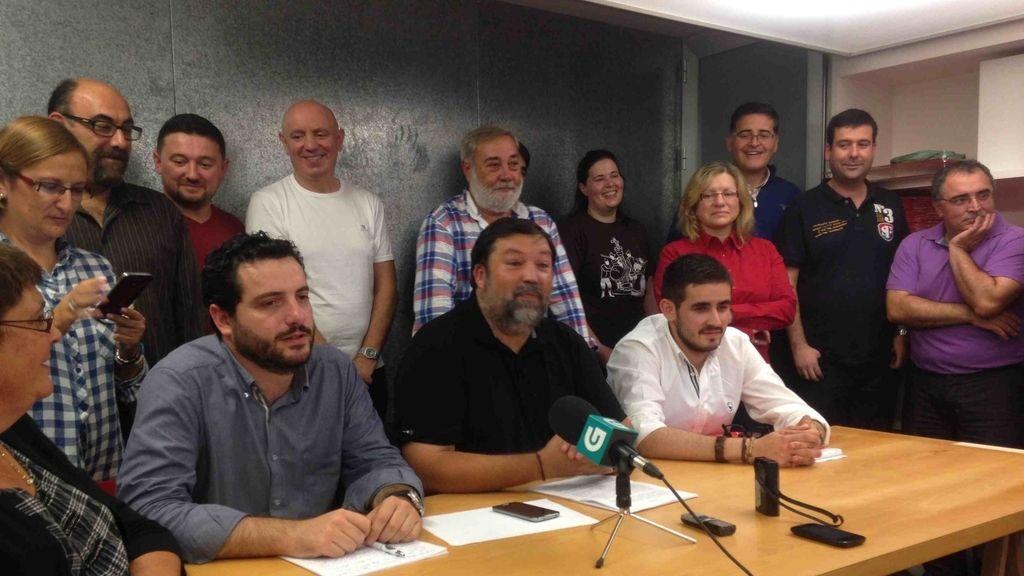 Caamaño convoca primarias en el PSOE coruñés y anuncia que no se presentará