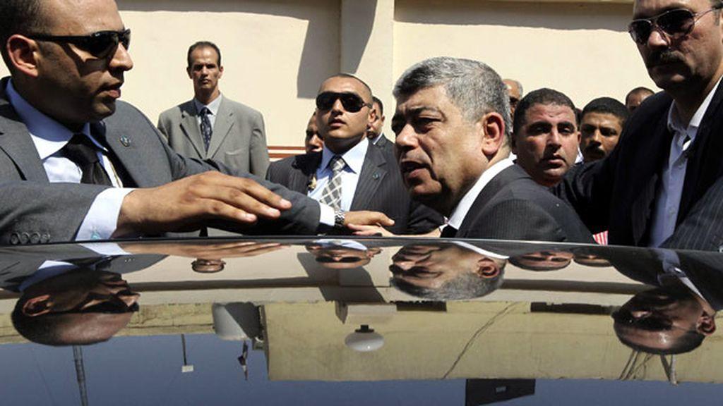 Mohamed Ibrahim, ministro del Interior, Egipto