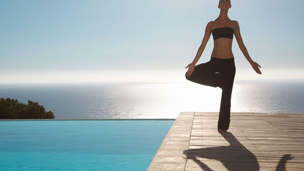 El yoga es útil en el tratamiento de pacientes hipertensos