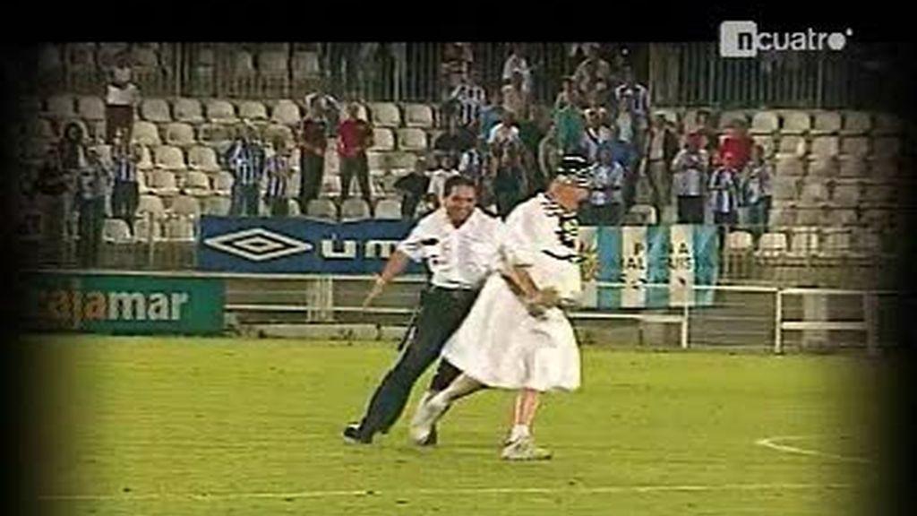 Los riesgos de llevar la seguridad en el fútbol nos pueden hacer reír