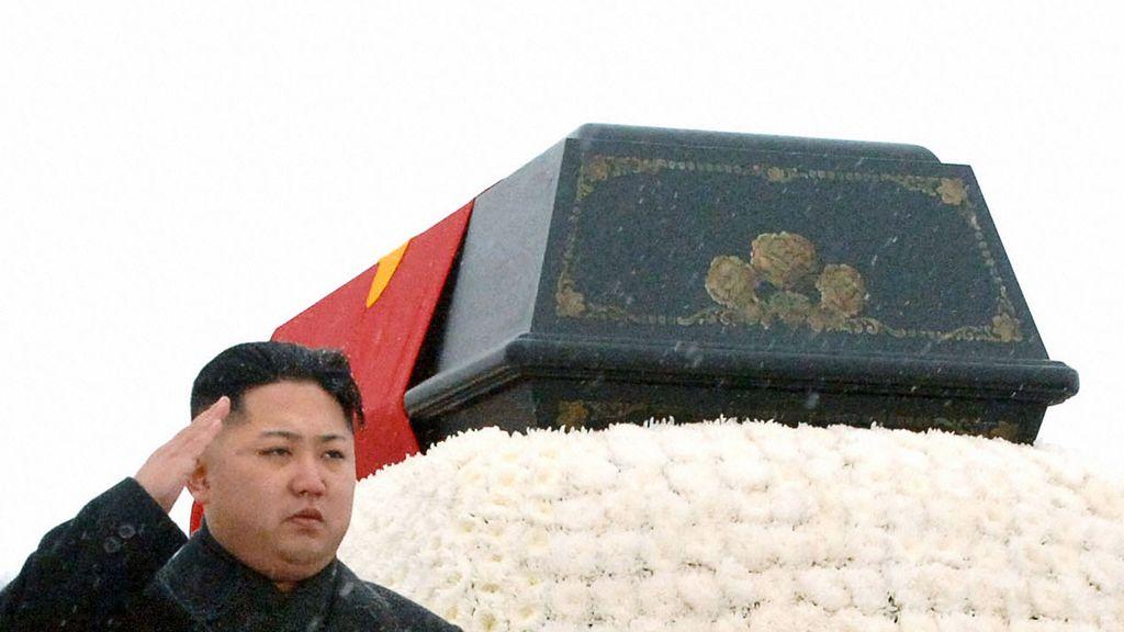 Kim Jong Un, proclamado líder supremo de Corea del Norte