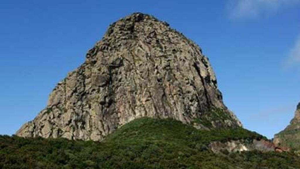 Los Roques de Garajonay