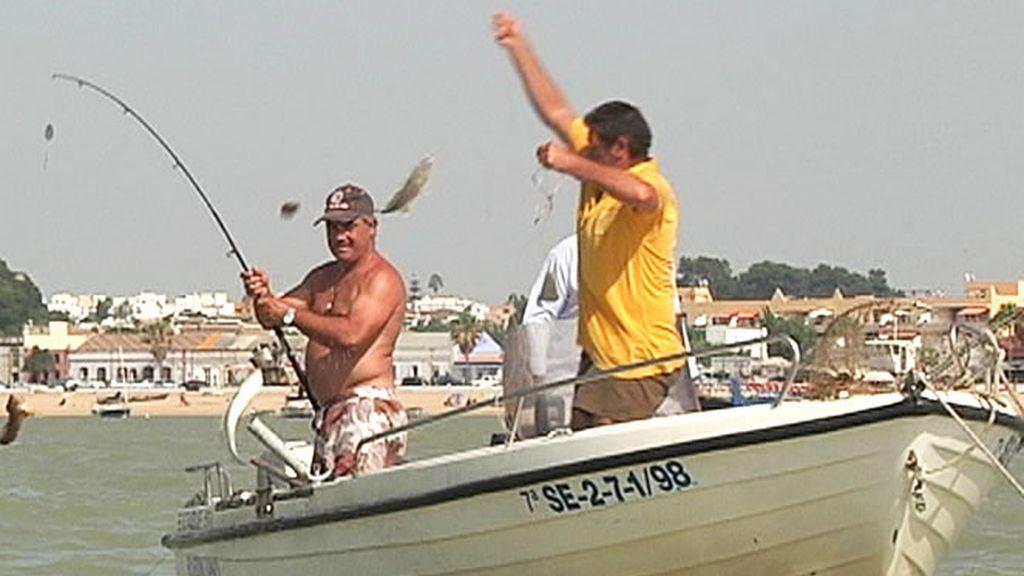 La pesca, motor económico de la zona