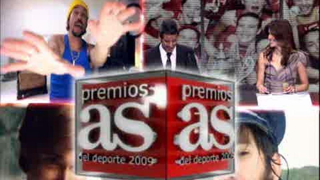 Promo Premios As: El deporte se viste de gala