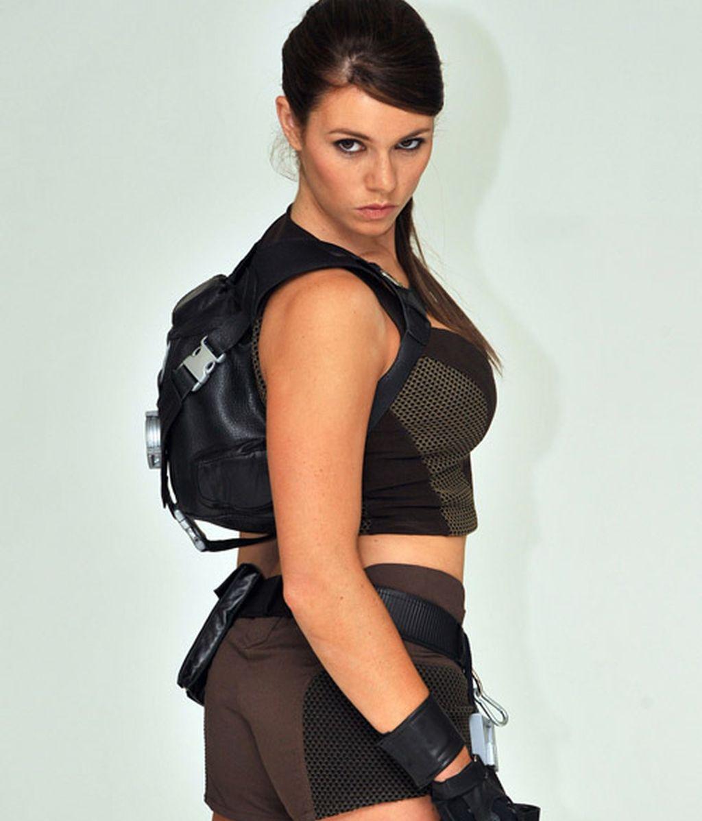 Alison Carroll: La nueva Lara Croft