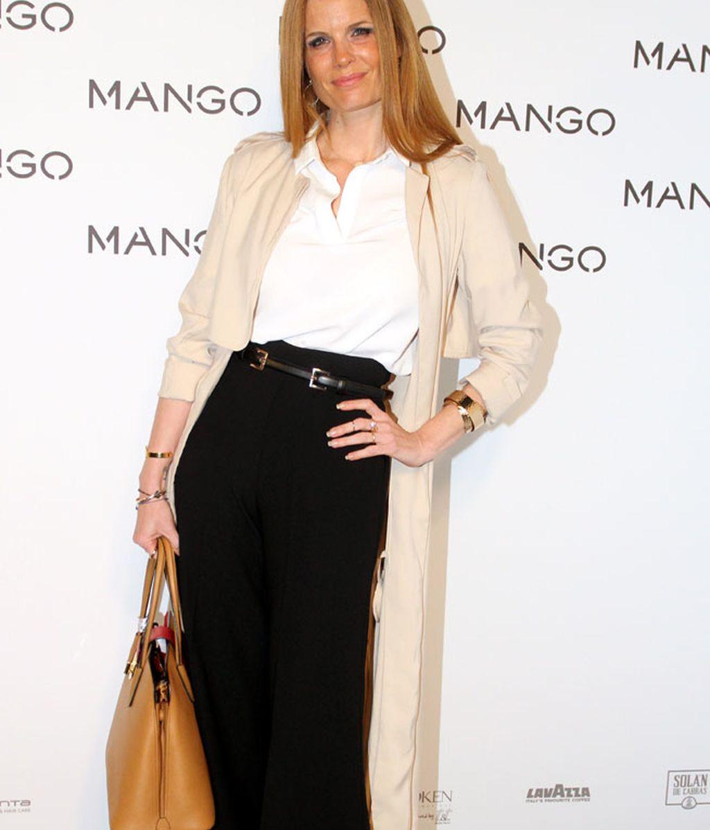Olivia de Borbón también quiso estar presente en la 080 BCN Fashion