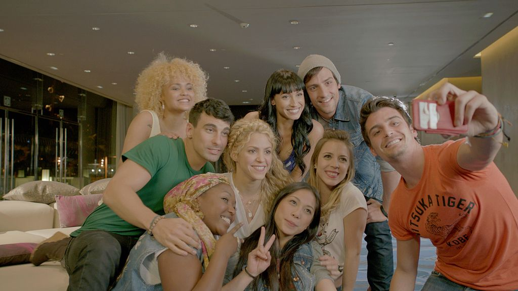Shakira en Dreamland