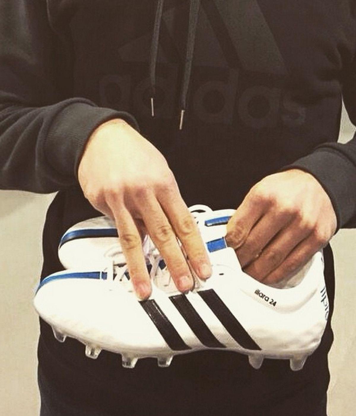 Asier Illarramendi, Real Madrid, Adidas