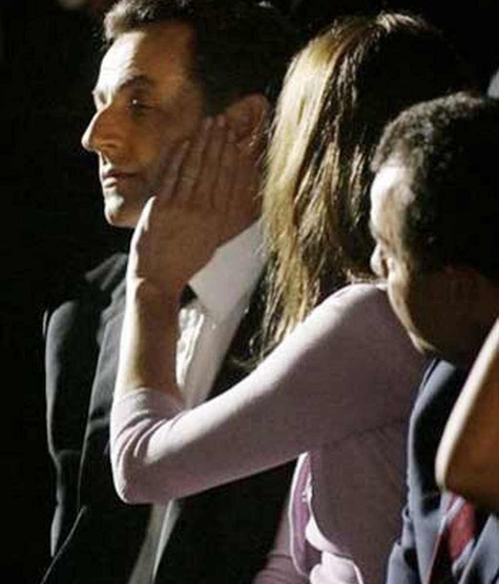 Arrumacos de los Sarkozy-Bruni