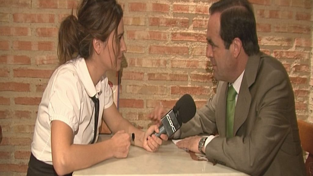 José Bono entrevistado por Esti Gabilondo