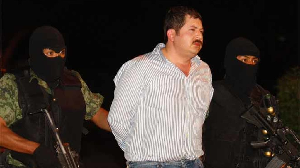 México detiene al narcotraficante Héctor Huerta Ríos