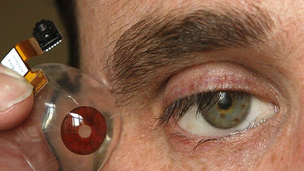 Un ojo- cámara