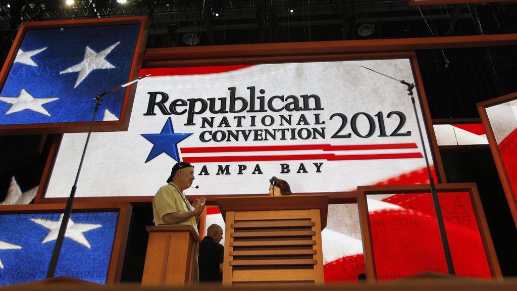 Partido Republicano, EEUU, Convención, Tampa, Florida