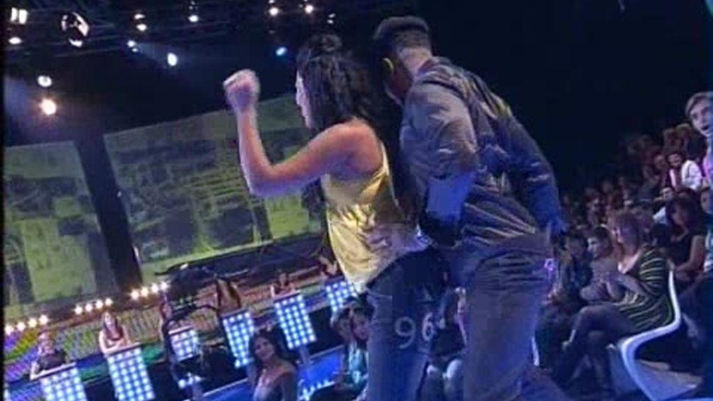 AVANCE: Un baile para conquistar a Sara