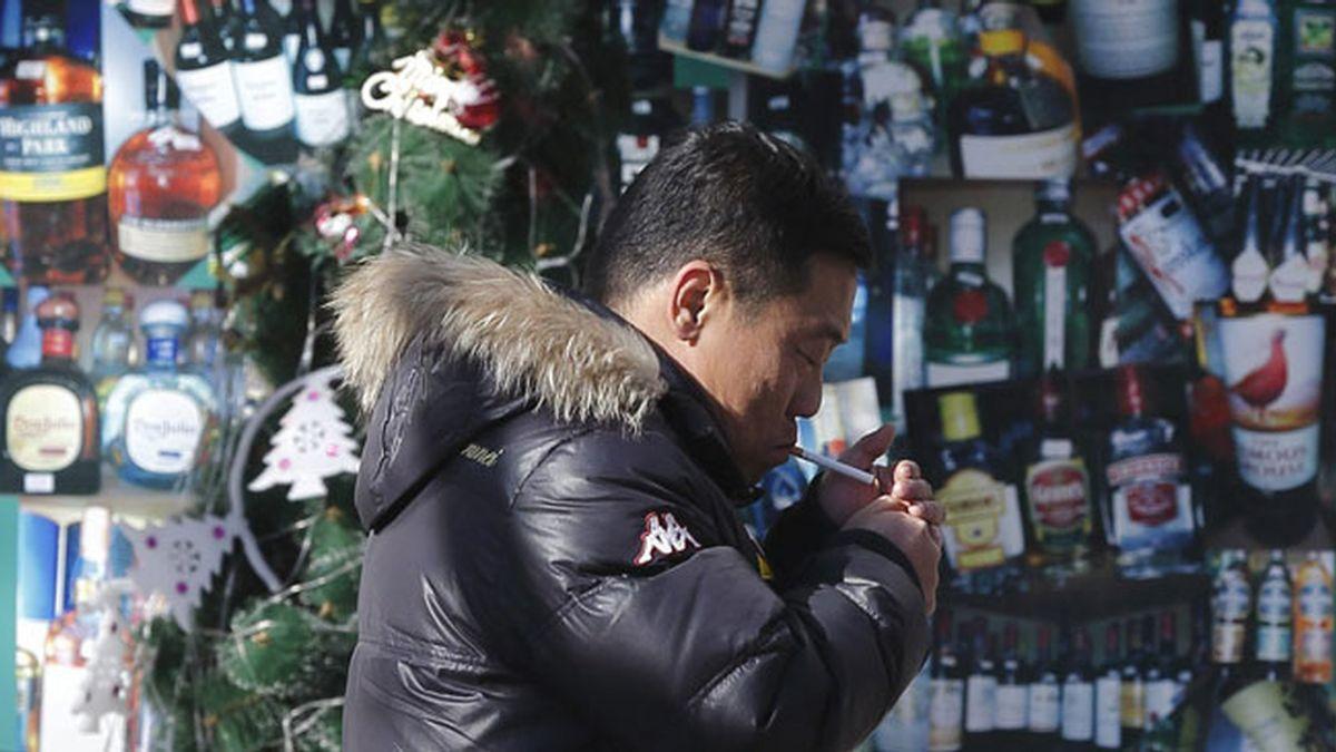 Ley antitabaco en China