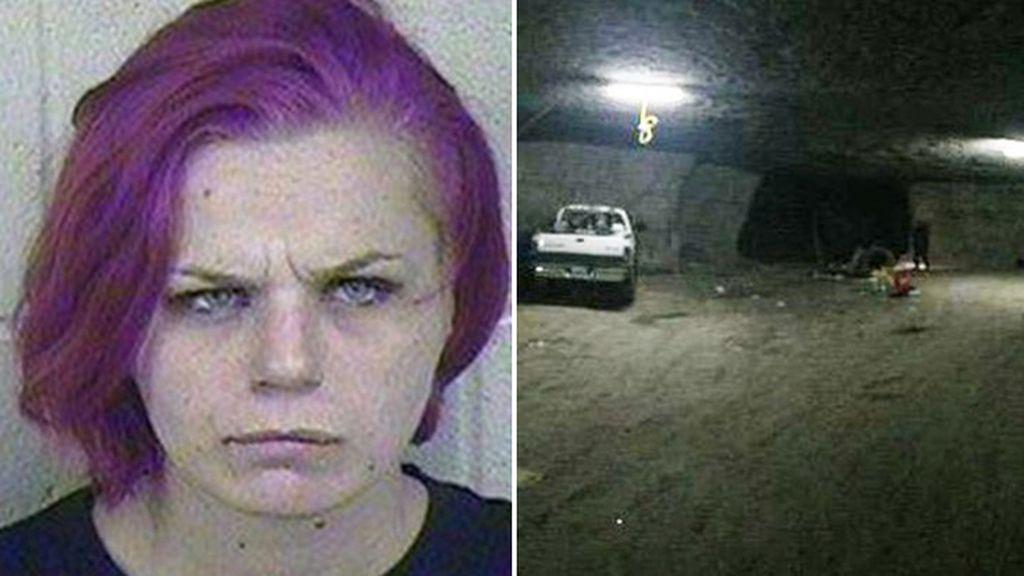 Detenida una joven tras dejar viviendo a su hijo en una caja escondida en una cueva