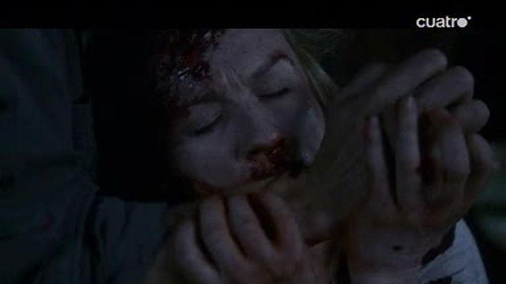 Capítulo 2: Sookie prueba la sangre