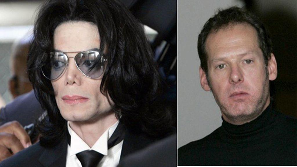 ¿Es realmente Mark Lester el padre de Paris y Prince Jackson?
