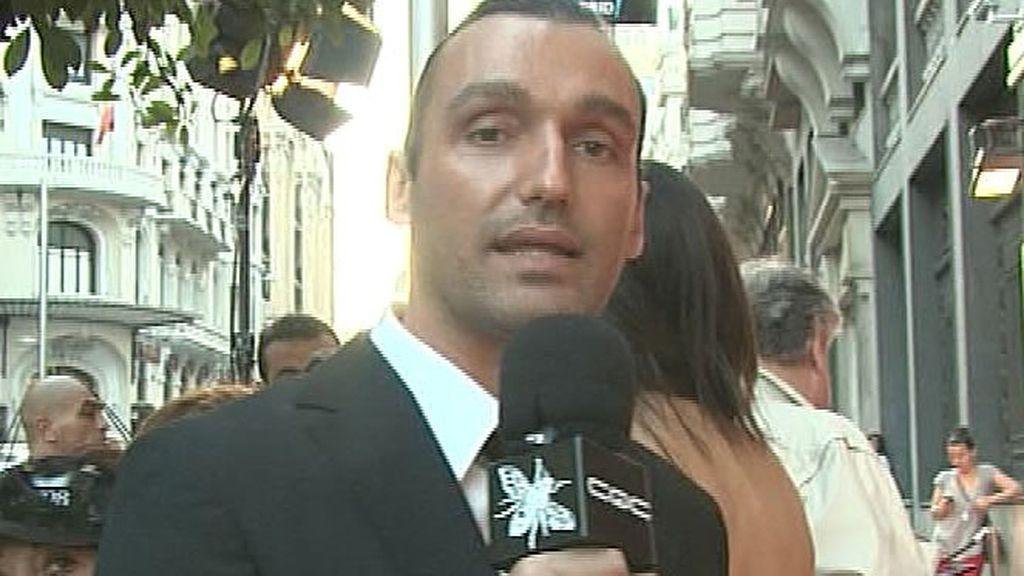 Rafa Méndez es el reportero invitado de CQC en el programa 6