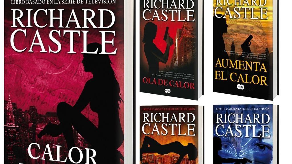 Llega 'Calor Mortal', la esperada 5ª novela de Richard Castle