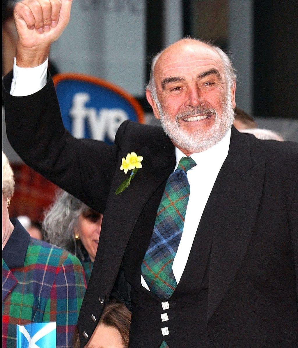 Sean Connery, 'SÍ'