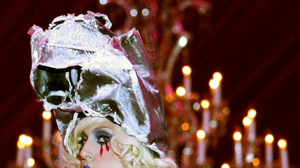 Lady Gaga fue la encargada de amenizar la velada