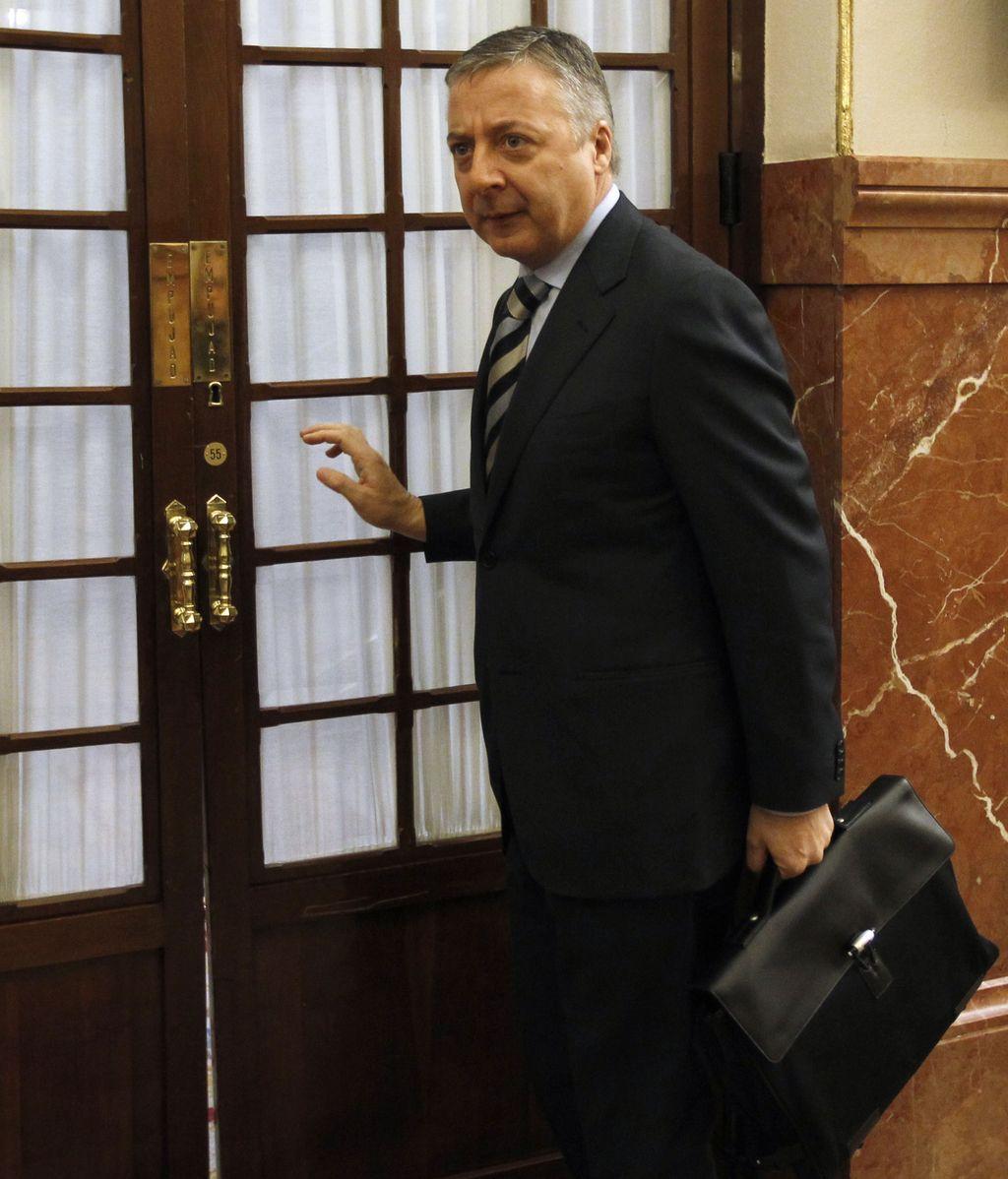 Blanco desea que no se discuta sobre los motivos del adelanto electoral FOTO: REUTERS