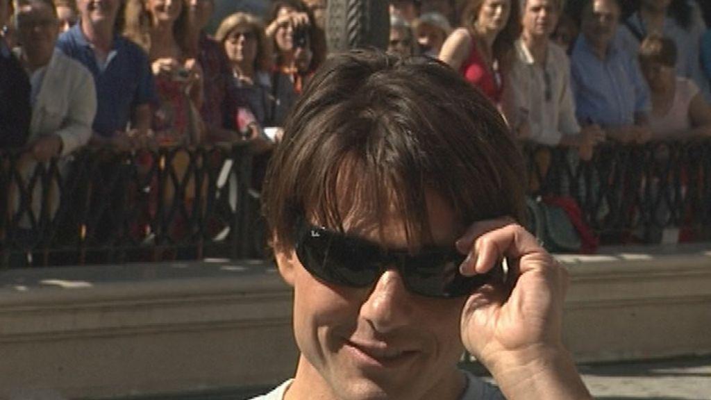 Tom Cruise se pone nuestras gafas