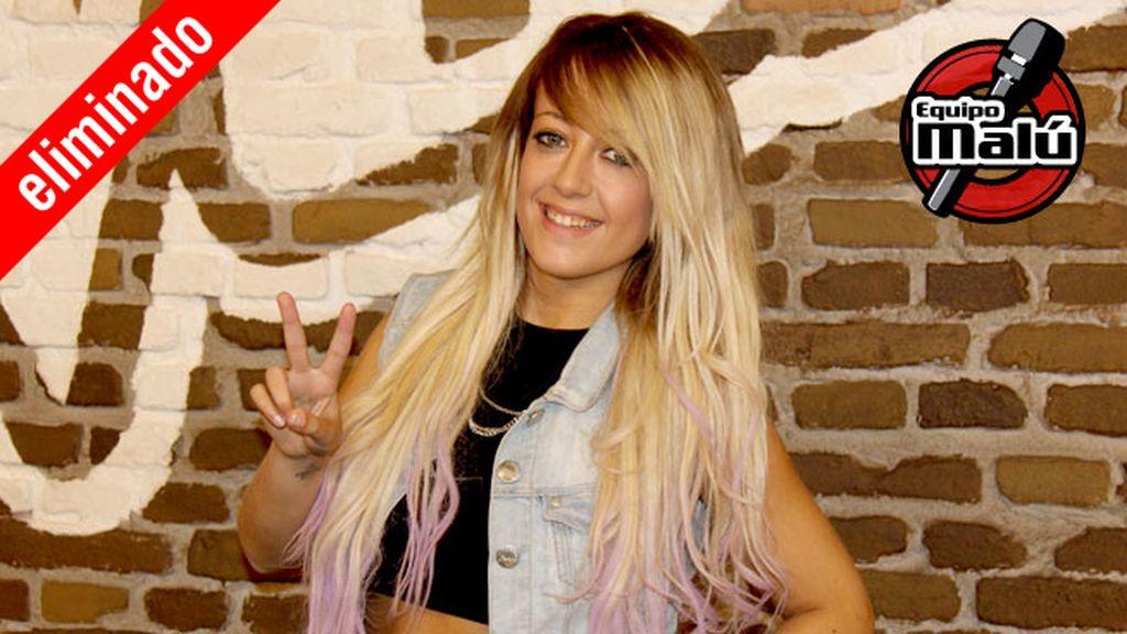 Mandy Santos, 21 años, equipo Malú