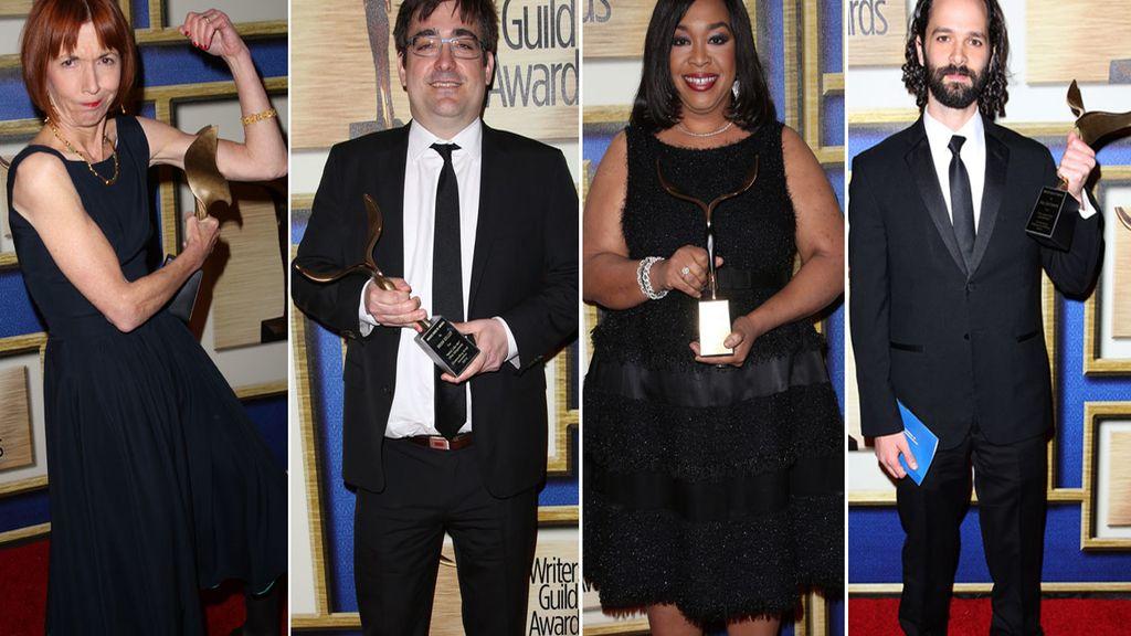 El gran Hotel Budapest y True Detective triunfan en los premios del Sindicato de guionistas