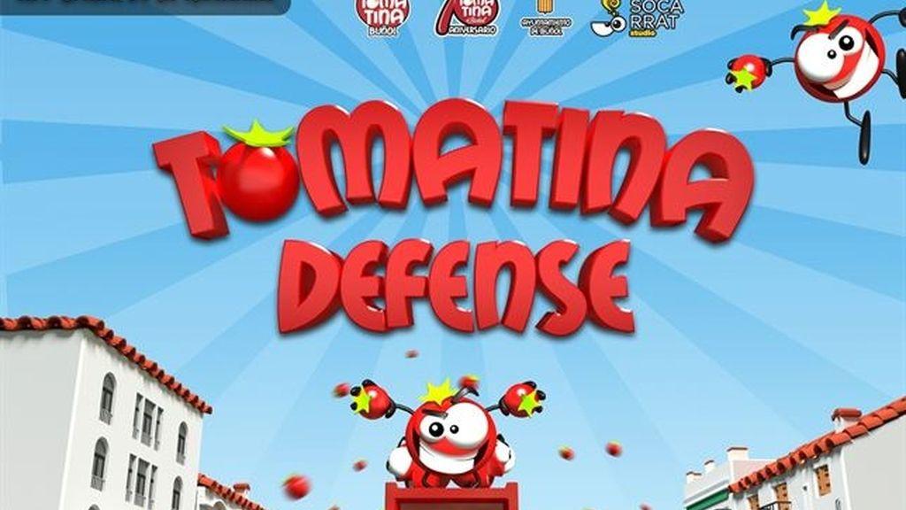 Tomatina Defense, el juego para Android de la Tomatina de Buñol