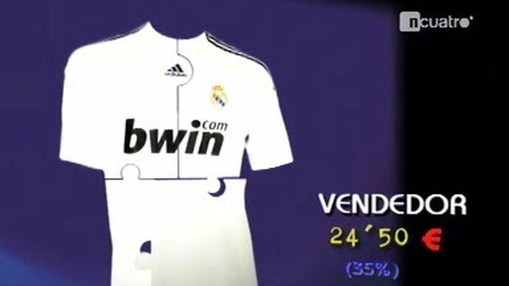 Así funciona el negocio de las camisetas del Real Madrid