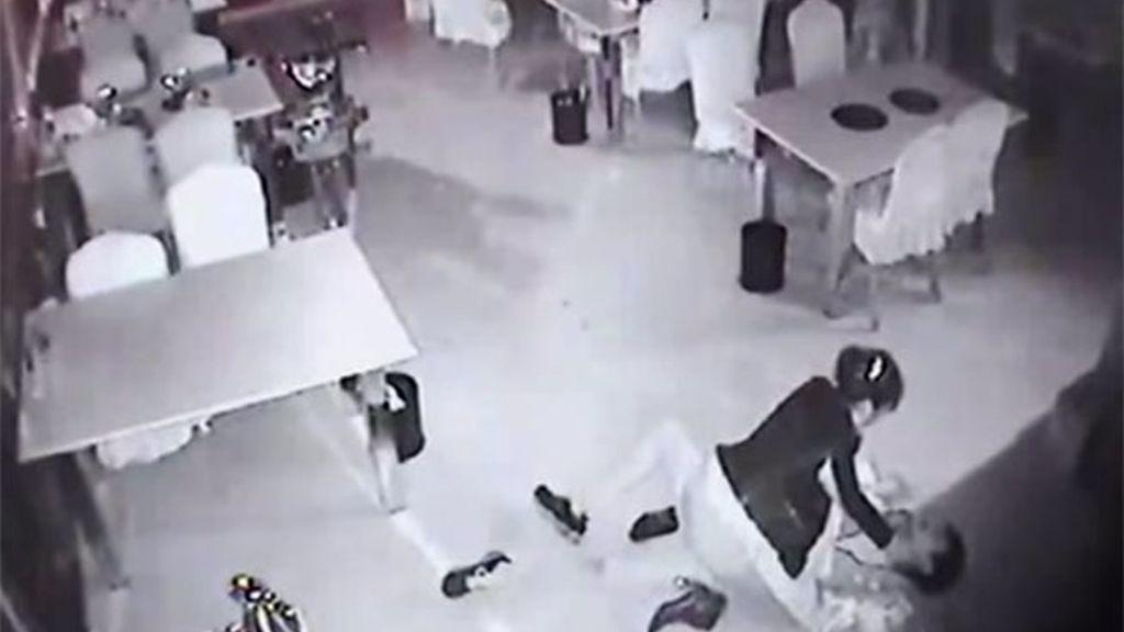 violación frustación,violación China,agresor sexual,artes marciales