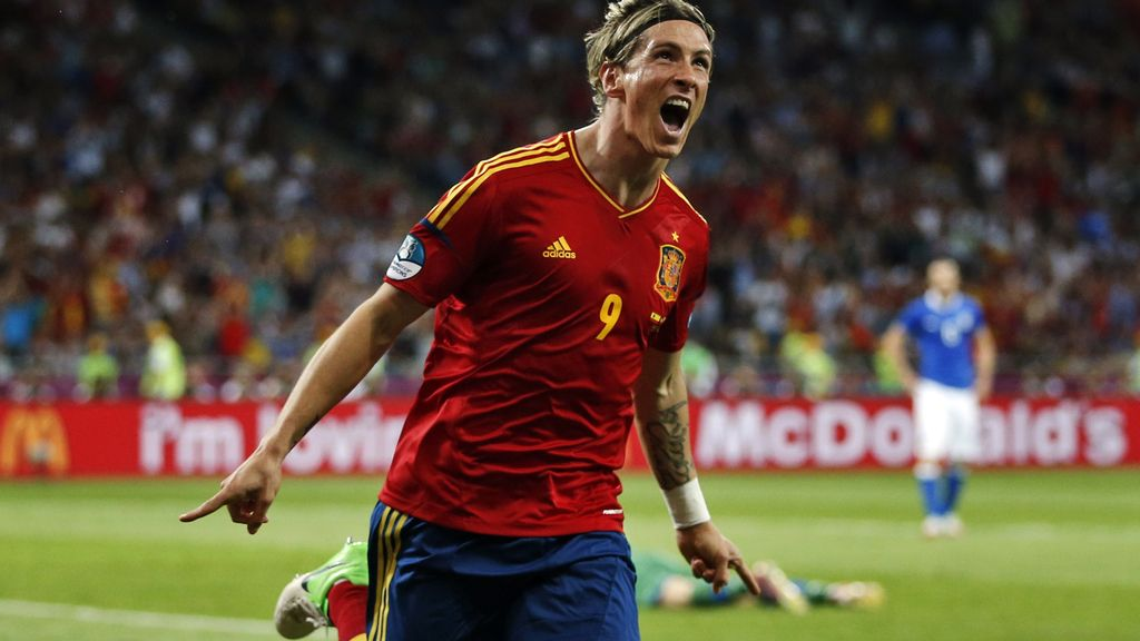 Fernando Torres, futbol