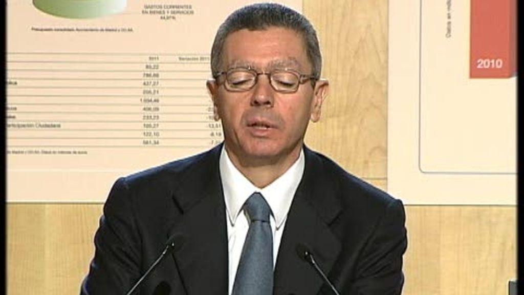 No habrá subida de impuestos en Madrid
