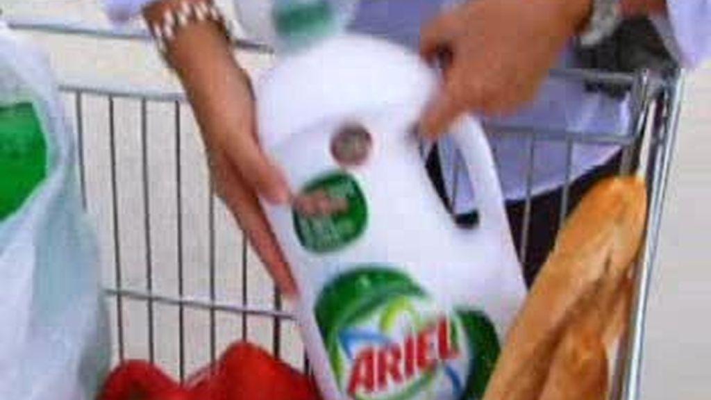Ariel, el detergente de toda la vida
