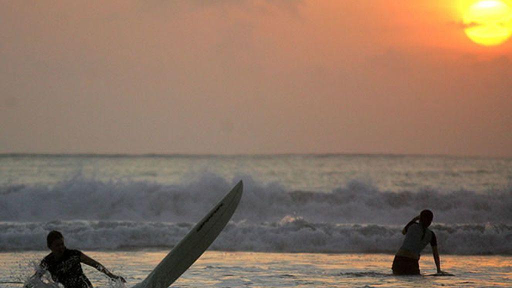 Balangan Beach, al sur de Bali