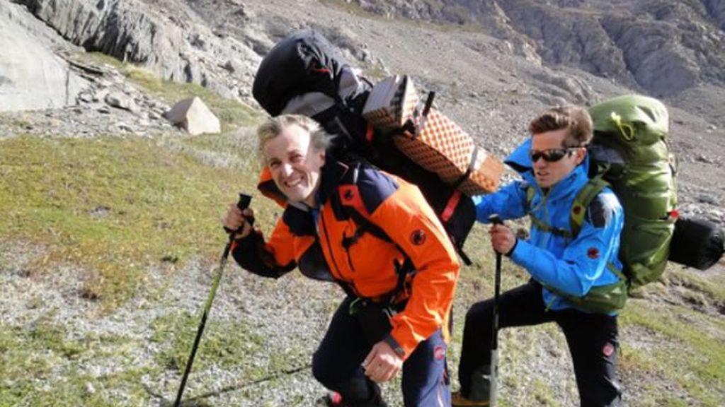 Viento, bajas temperaturas, pendientes, dificultad para nuestros aventureros