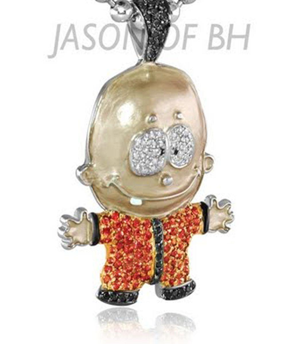 Jason Arasheben, el joyero valiente