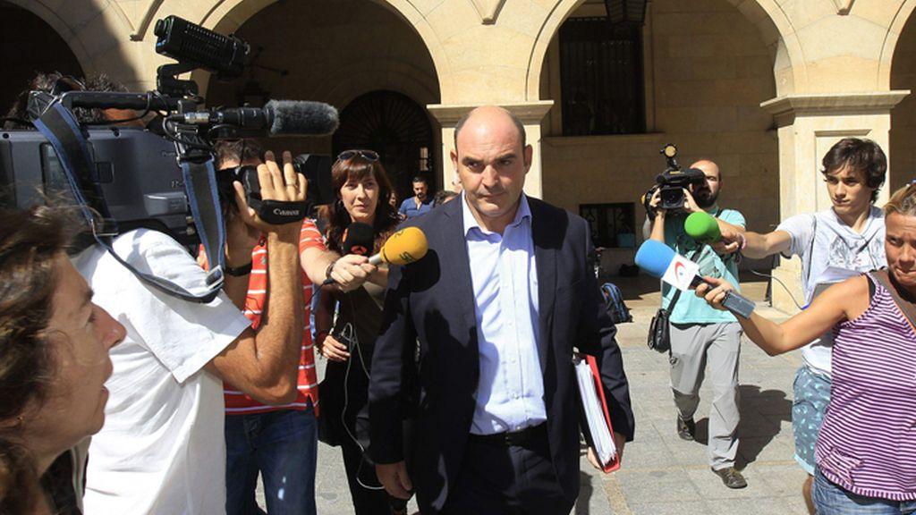 Multado el alcalde de Alcañiz por exceso de velocidad