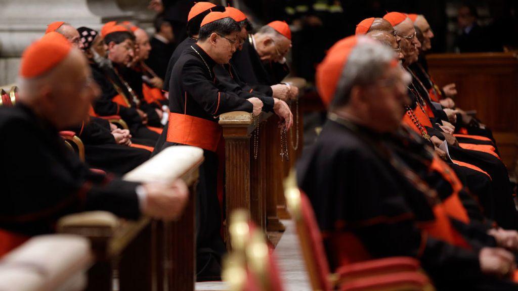 Los cardenales electores buscan fecha para el Cónclave