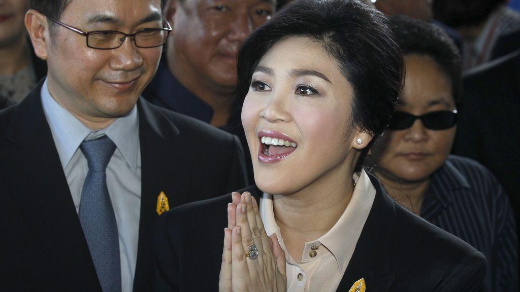 Juicio a la ex primera ministra tailandesa Yingluck Shinawatra